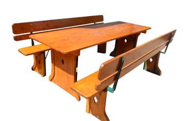 biertischgarnitur set 80 typ murnau 216471. Black Bedroom Furniture Sets. Home Design Ideas
