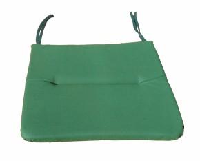 Sitzkissen für Stuhl Arnika grün